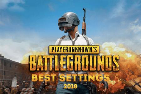 PUBG optimized settings 2018