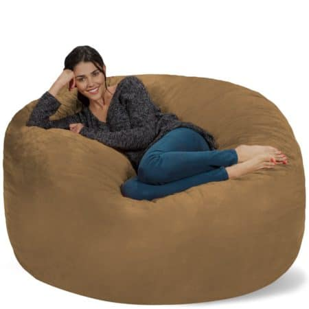 Chill Sack Bean Bag Chair. Comfortable Office Chairs For Long Sitting