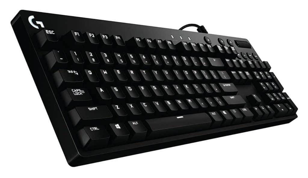 gaming keyboard logitech