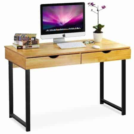 best gaming desks 2018 updated buyer 39 s guide and reviews. Black Bedroom Furniture Sets. Home Design Ideas