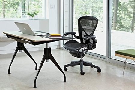 herman miller aeron review 2018