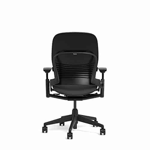 steelcase leap v1 review