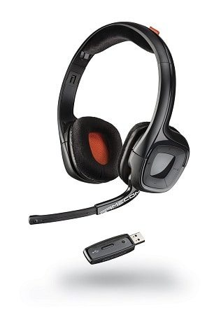 wireless gaming headset 2018