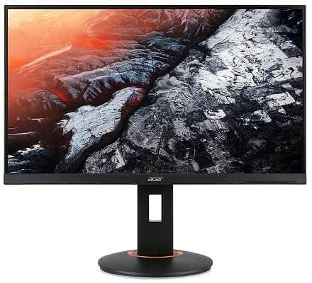 best gaming monitors 2018