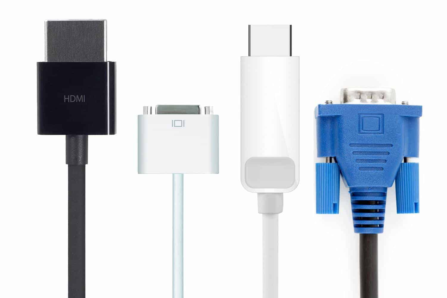 displayport vs hdmi vs dvi vs vga