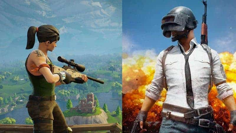 Fortnite vs PUBG (Updated) - Which One Is The Best Battle Royale Game?