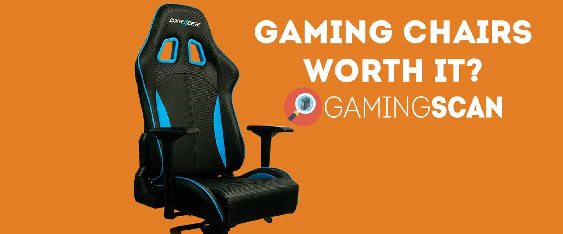 Problems With Racing Gaming Chairs – Gaming Chair Worth It?