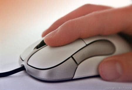 mouse acceleration disable