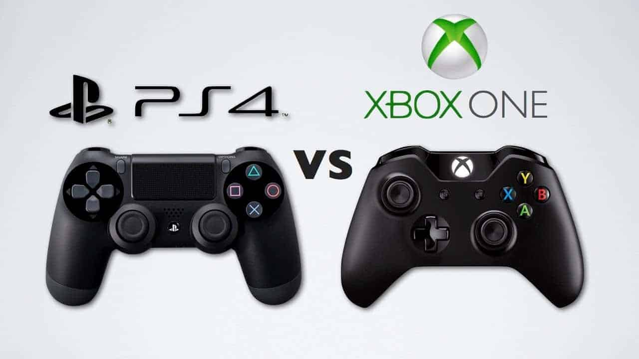 DualShock 4 vs XBOX One S Controller [2018] - Controllers Compared
