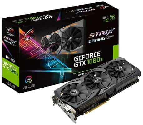 gtx 1080 ti graphics card
