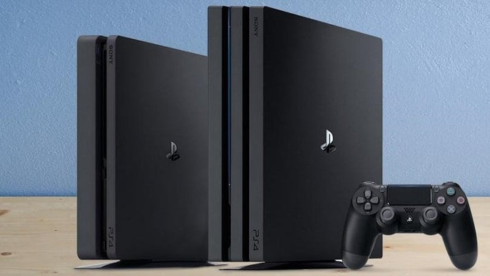 playstation 4 pro vs playstation 4 slim