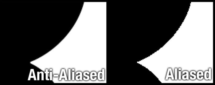 what is anti aliasing explained
