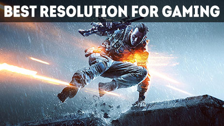 what is the best resolution for gaming