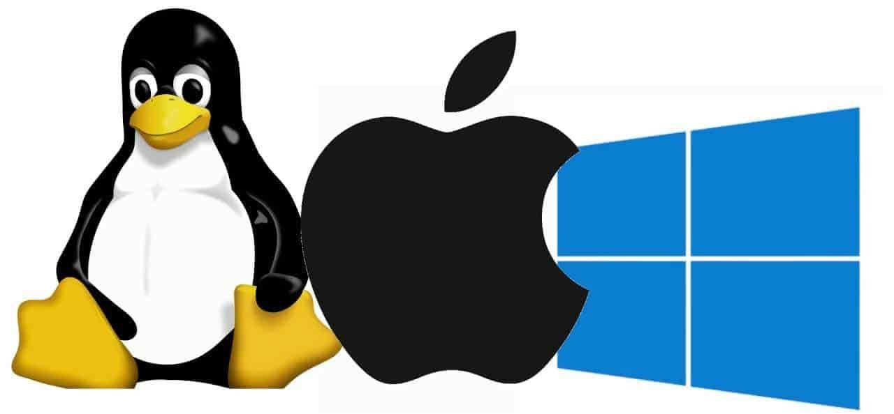 windows vs mac vs linux