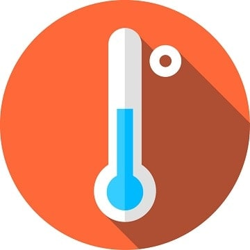 best temperature for gaming