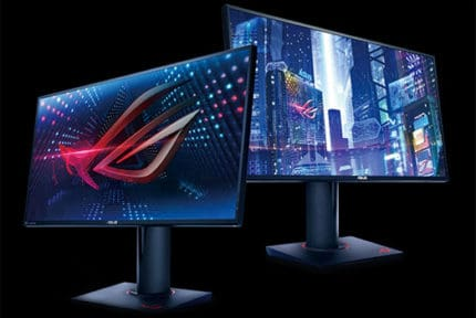 choosing a gaming monitor