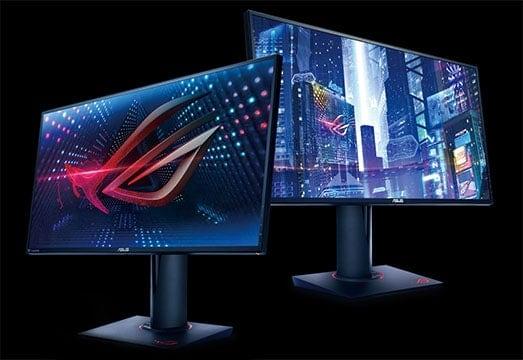 choosing a gaming monitor