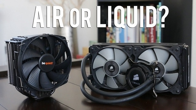 water cooling vs air