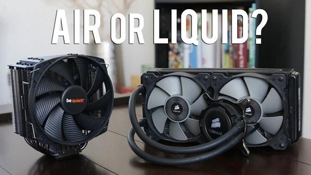 Liquid Vs Air Cpu Cooler Which Should I Choose Simple