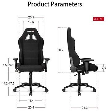 akracing k7 gaming chair