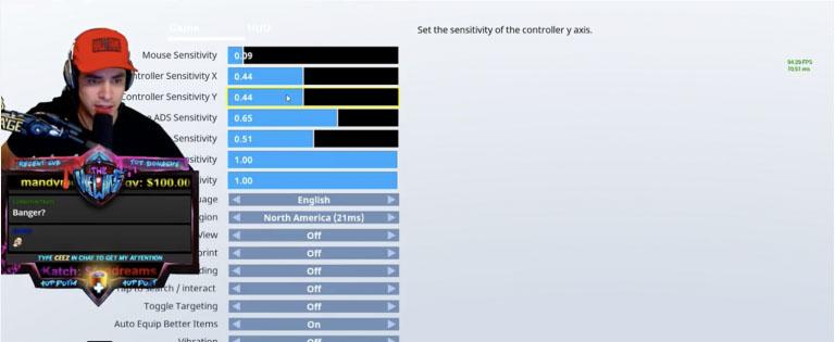 cdnthe3rd sensitivity settings