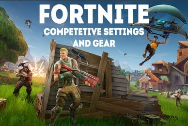 fortnite pro settings