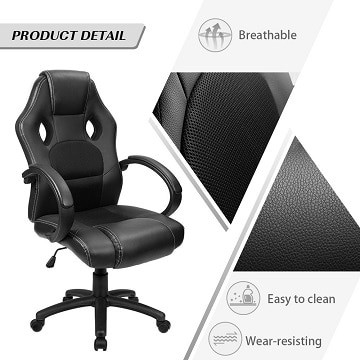 furmax gaming chair review 2018