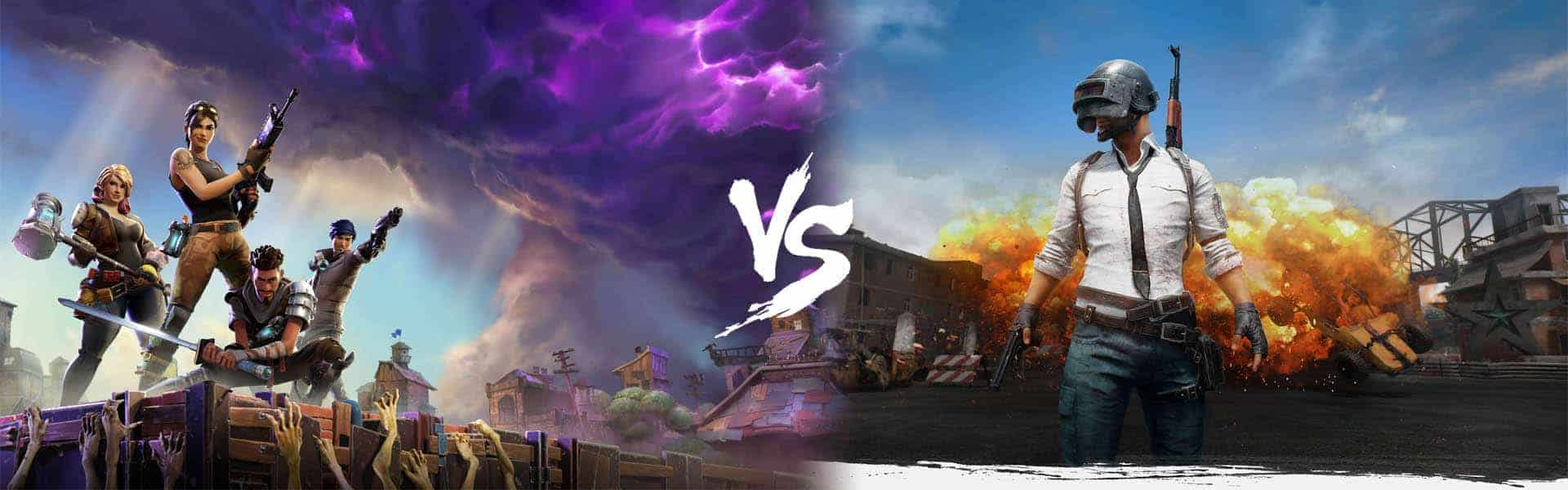 Fortnite vs PUBG – Which One Is The Best Battle Royale Game?