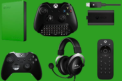 accessories for xbox one x