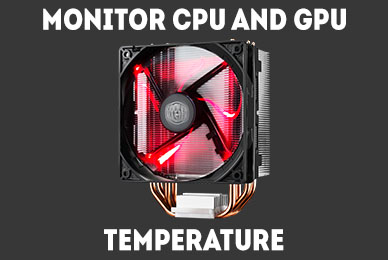 how to check motherboard temperature in windows 10
