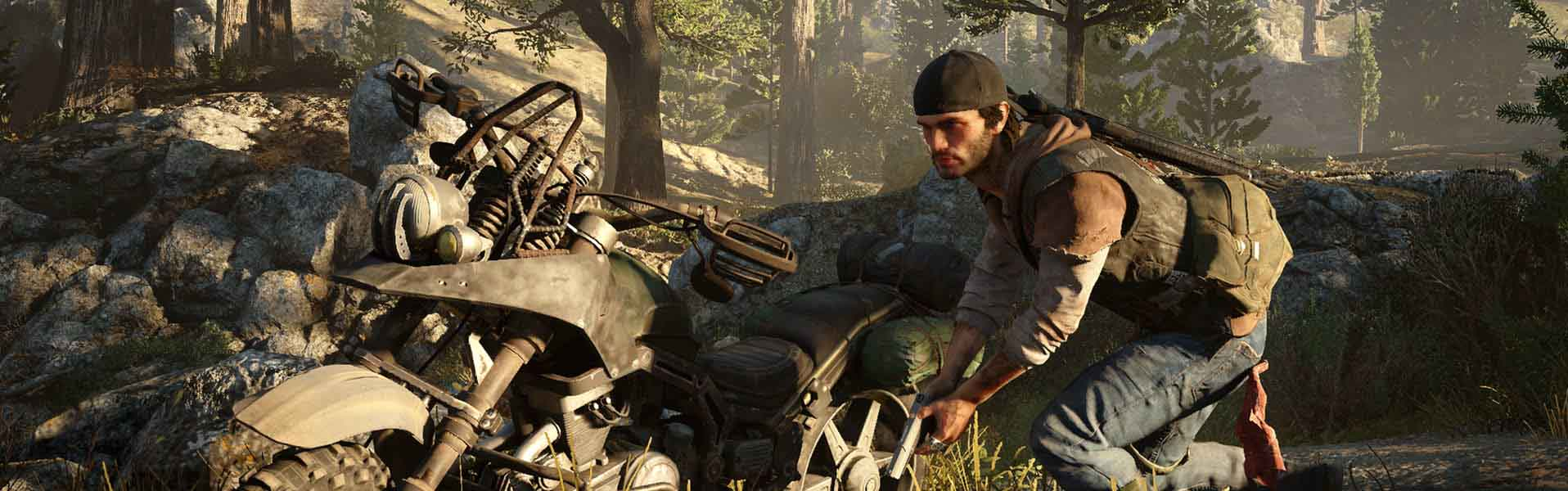 Days Gone Release Date, Trailer, News and Rumors