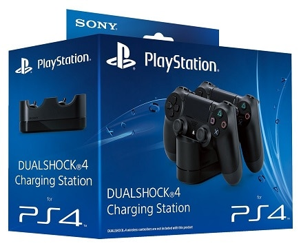 dualshock 4 charging station review