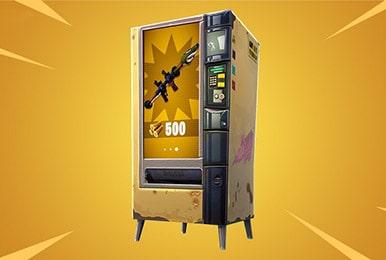 fortnite vending machine locations