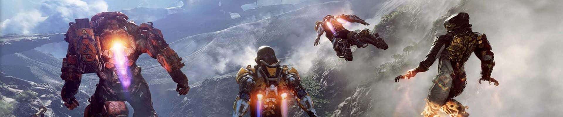 Anthem Release Date, Trailer, News and Rumors