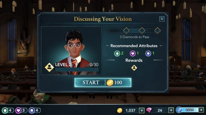 harry potter mobile game review