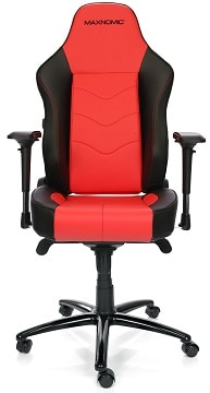 maxnomic leader gaming chair