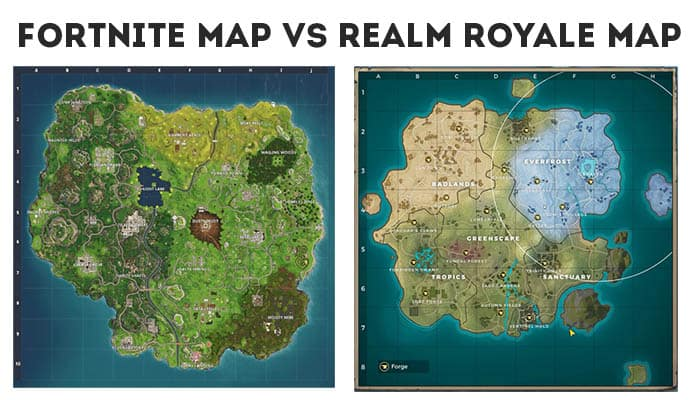 fortnite vs realm royale