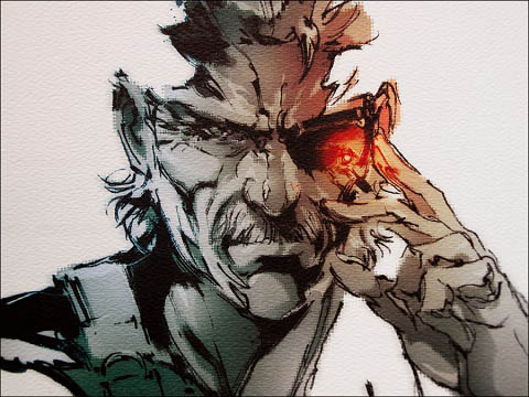 metal gear solid game timeline