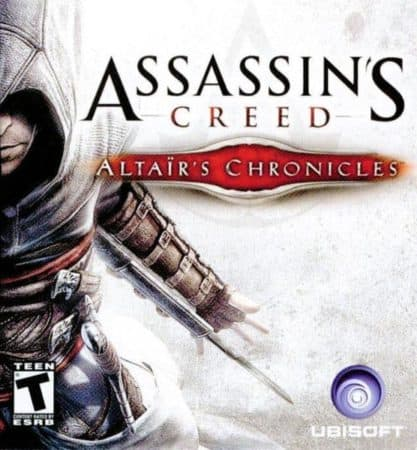 assassin's creed list of games