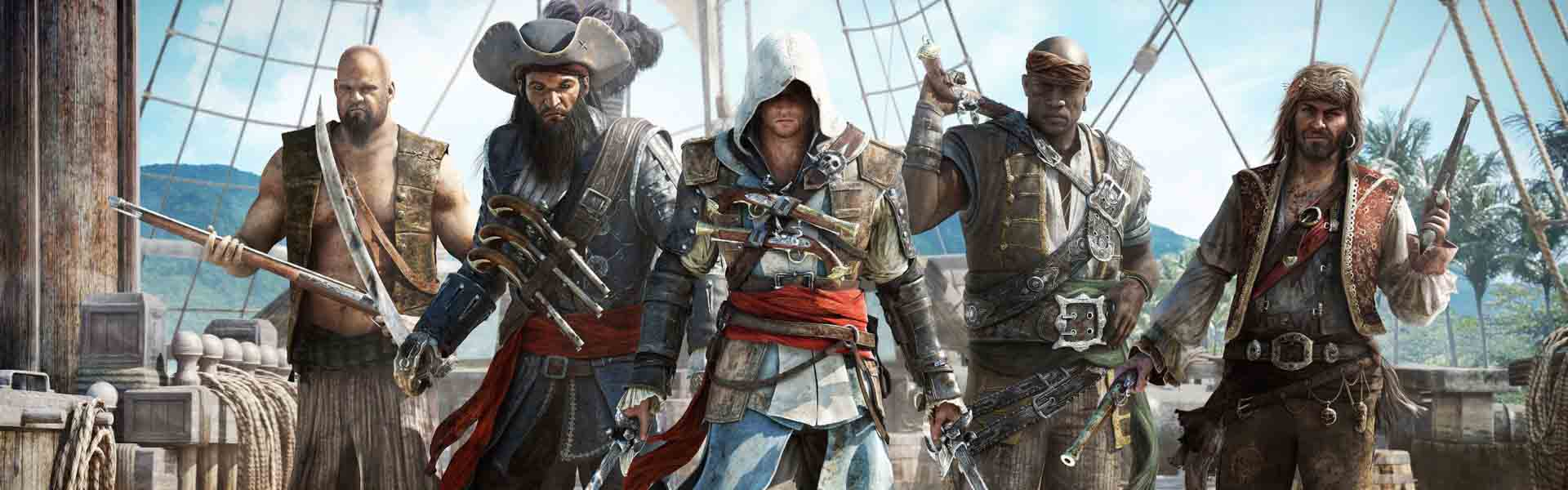 Assassin's Creed Game Order – The Complete List