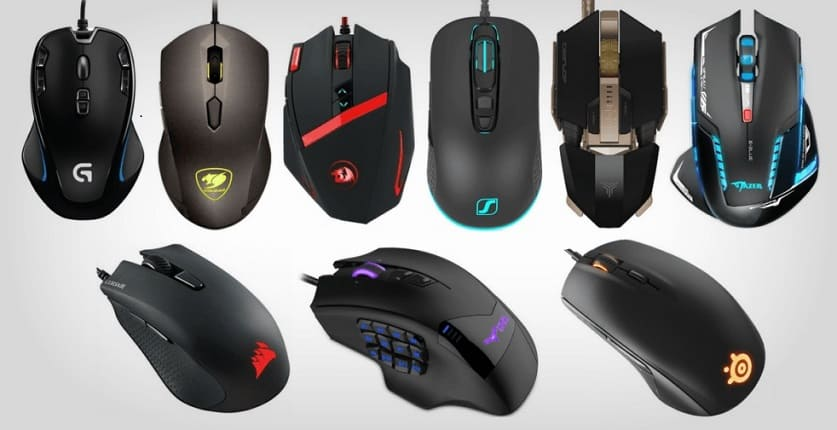 best wired gaming mouse