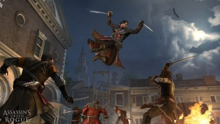list of assassin's creed games in order