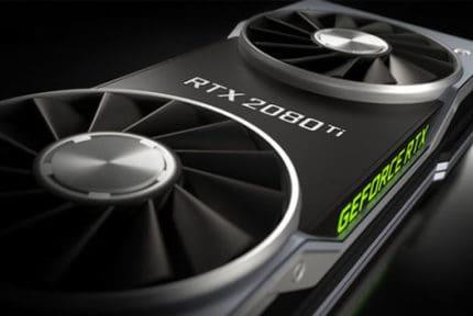 nvidia rtx 2000 series