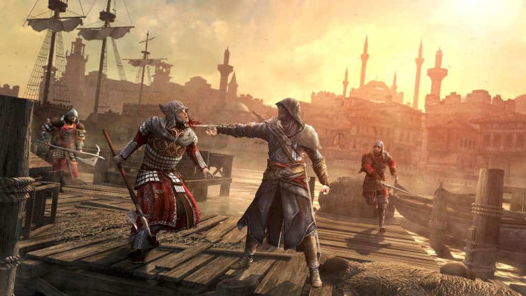 order of assassins creed games
