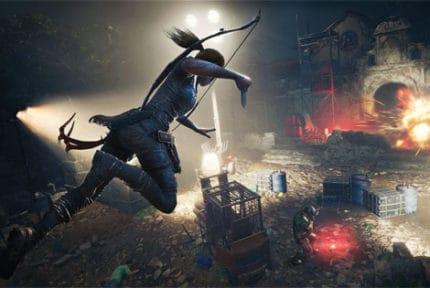 best settings for shadow of the tomb raider
