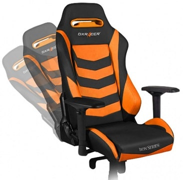 dx racer iron series
