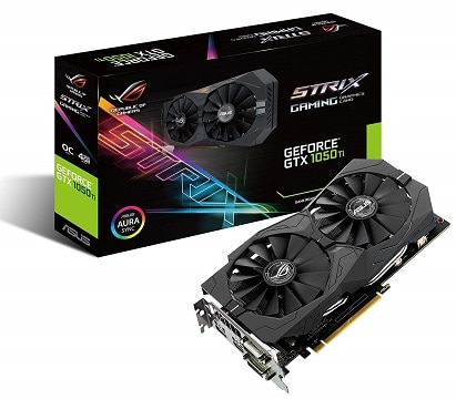 best 1050 ti card