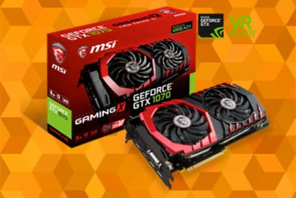 best 1070 graphics card