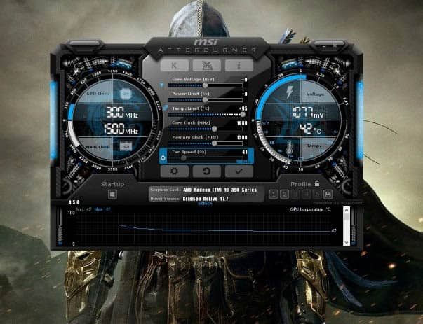 how to underclock gpu