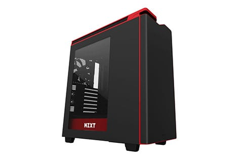 nzxt h440 gaming case